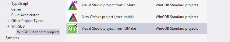 Working with QMake